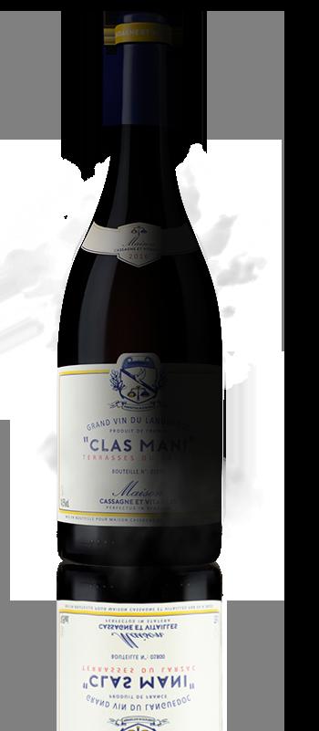 Clas Mani - vin du Languedoc